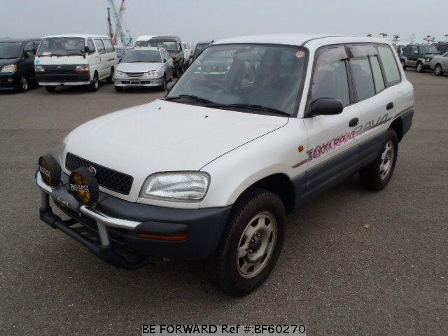 Used 1996 TOYOTA RAV4 BF60270 for Sale