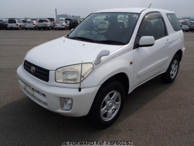 Used 2000 TOYOTA RAV4 BF60282 for Sale