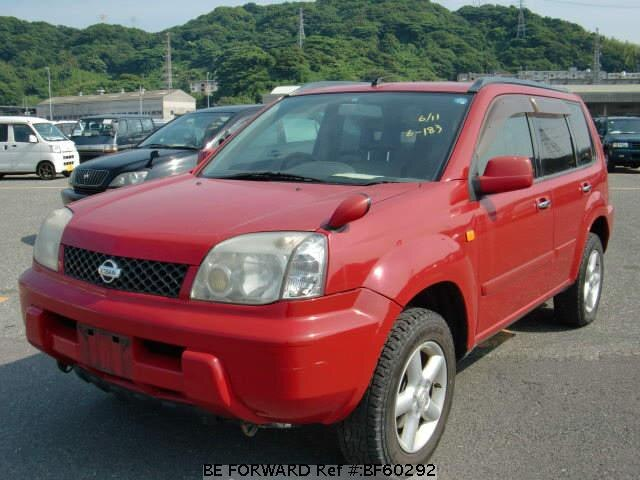 Used 2001 NISSAN X-TRAIL BF60292 for Sale