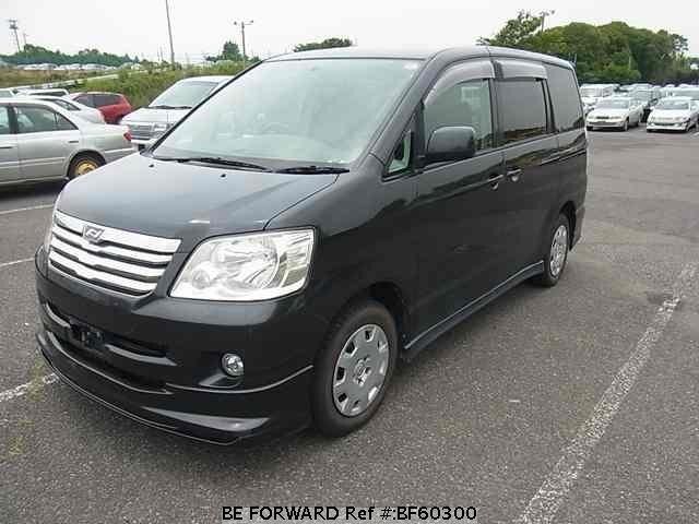Used 2002 TOYOTA NOAH BF60300 for Sale