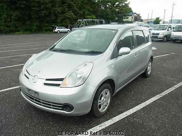 Used 2005 NISSAN NOTE BF60302 for Sale