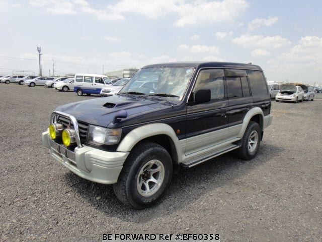 Used 1995 MITSUBISHI PAJERO BF60358 for Sale