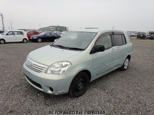 Used 2003 TOYOTA RAUM BF60368 for Sale