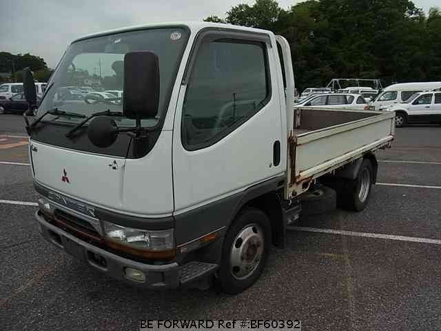 Used 1999 MITSUBISHI CANTER BF60392 for Sale