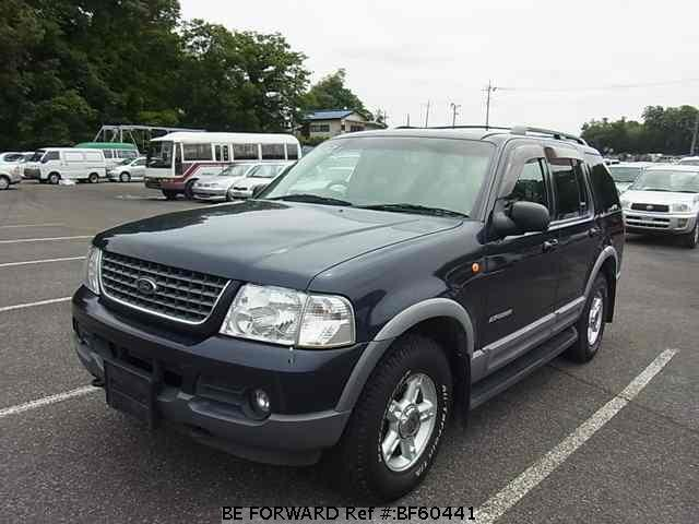 Used 2001 FORD EXPLORER BF60441 for Sale