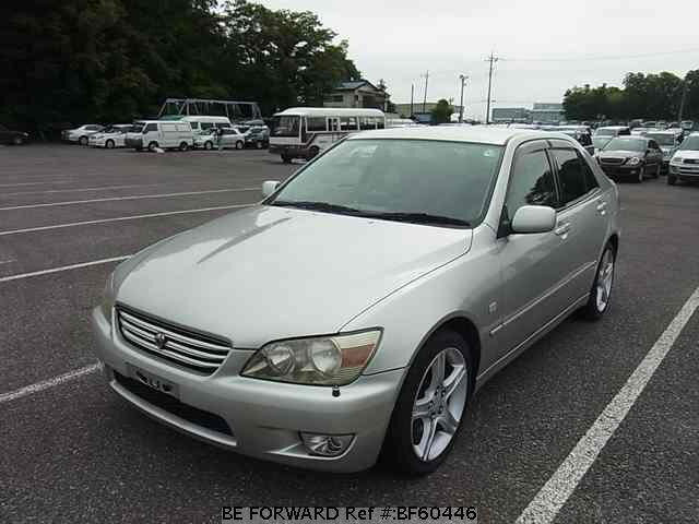 Used 1999 TOYOTA ALTEZZA BF60446 for Sale
