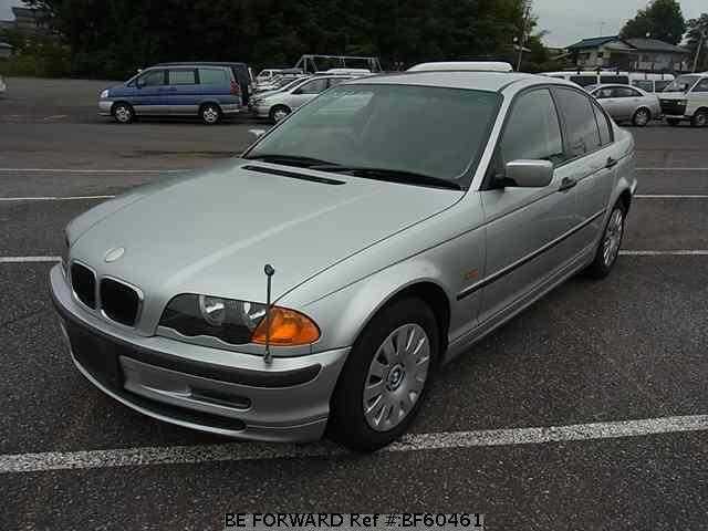 Used 2000 BMW 3 SERIES BF60461 for Sale