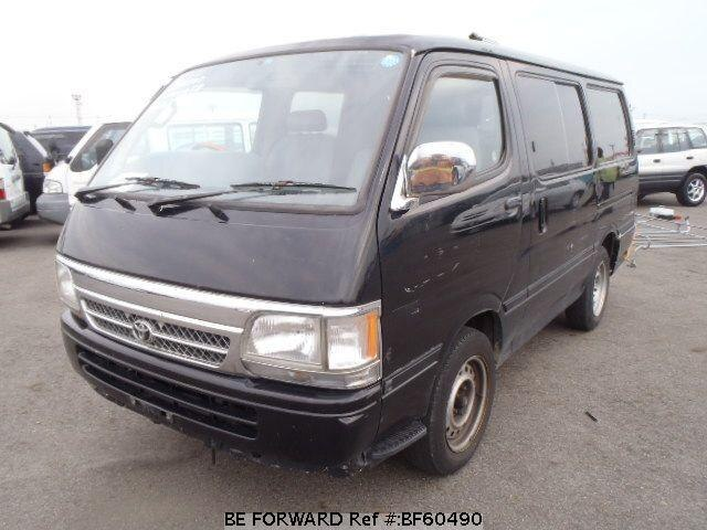 Used 1993 TOYOTA HIACE VAN BF60490 for Sale