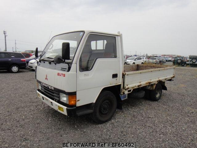 Used 1988 MITSUBISHI CANTER GUTS BF60492 for Sale