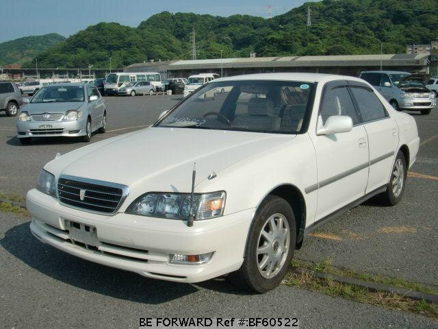 Used 1999 TOYOTA CRESTA BF60522 for Sale