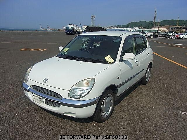 Used 1998 TOYOTA DUET BF60533 for Sale