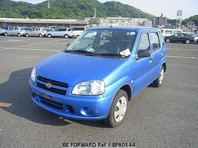 Used 2004 SUZUKI SWIFT BF60544 for Sale