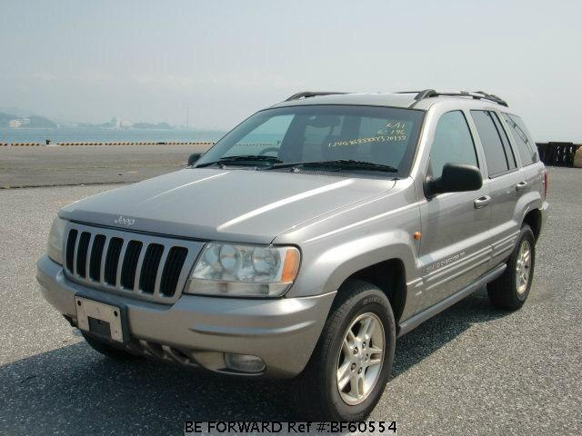 Used 2000 JEEP GRAND CHEROKEE BF60554 for Sale