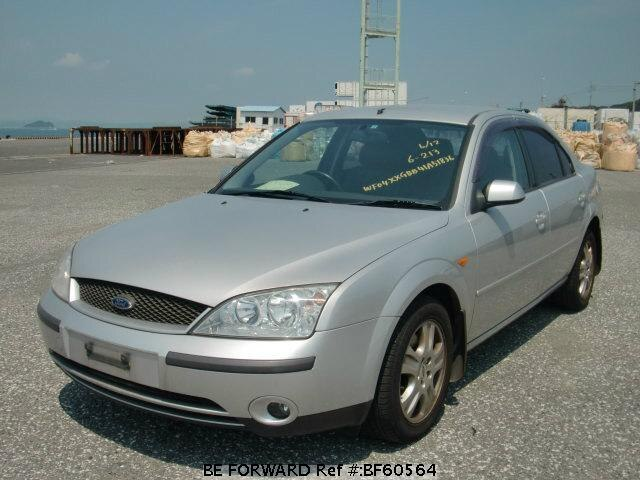 used 2002 ford mondeo mondeo ghia gh wf0cjb for sale bf60564 be forward. Black Bedroom Furniture Sets. Home Design Ideas