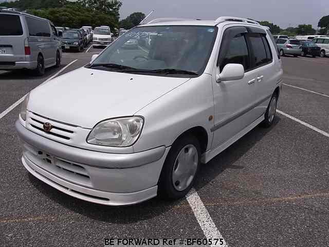 Used 1999 TOYOTA RAUM BF60575 for Sale