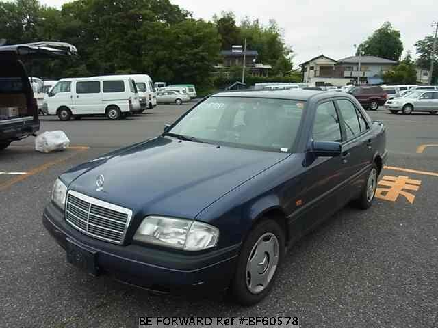 Used 1994 MERCEDES-BENZ C-CLASS BF60578 for Sale