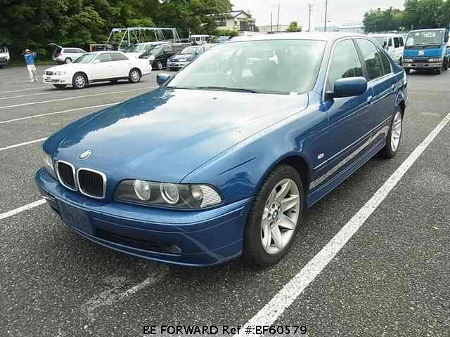 Used 2001 BMW 5 SERIES BF60579 for Sale