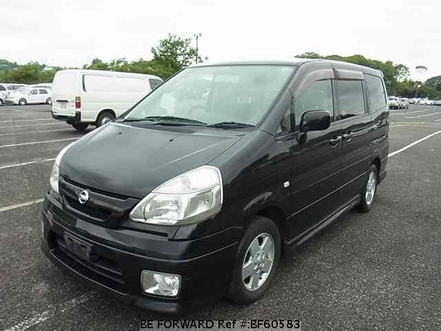Used 2003 NISSAN SERENA BF60583 for Sale