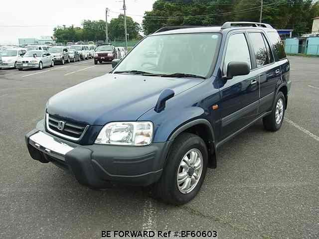 Used 1995 HONDA CR-V BF60603 for Sale