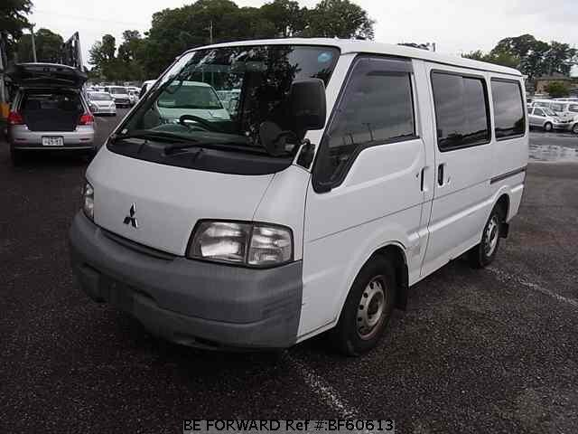 Used 2001 MITSUBISHI DELICA VAN BF60613 for Sale