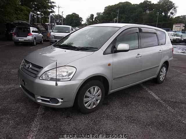 Used 2002 TOYOTA IPSUM BF60616 for Sale