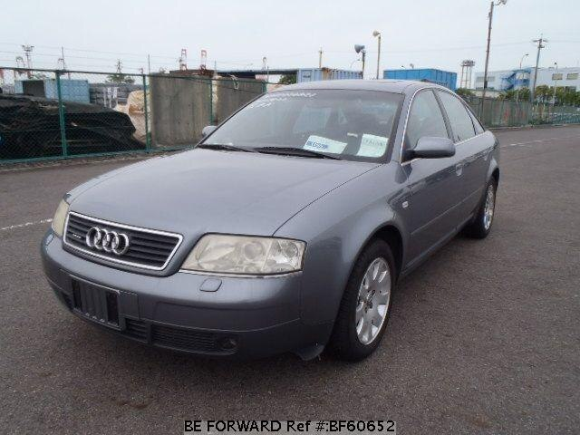 Used 2001 AUDI A6 BF60652 for Sale