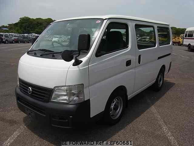 Used 2002 NISSAN CARAVAN VAN BF60681 for Sale
