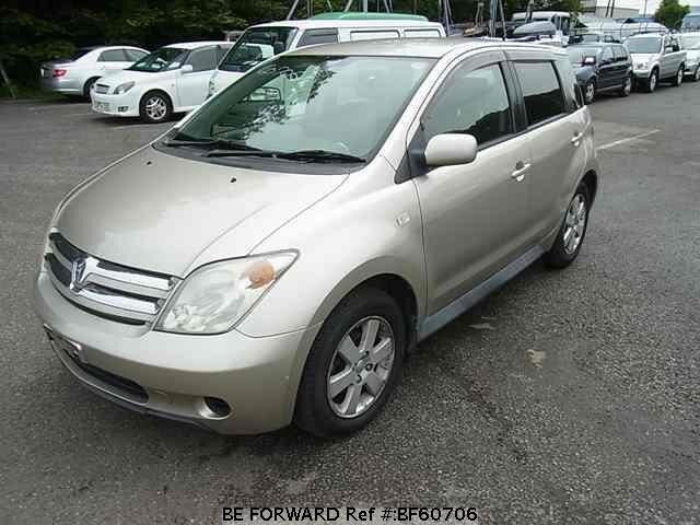 Used 2002 TOYOTA IST BF60706 for Sale