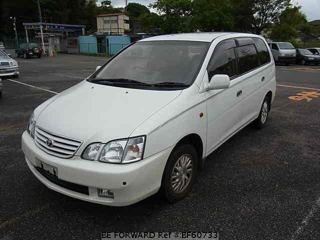 Used 1999 TOYOTA GAIA BF60733 for Sale