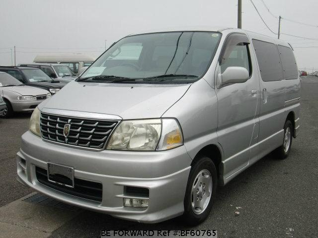 Used 2000 TOYOTA GRAND HIACE BF60765 for Sale