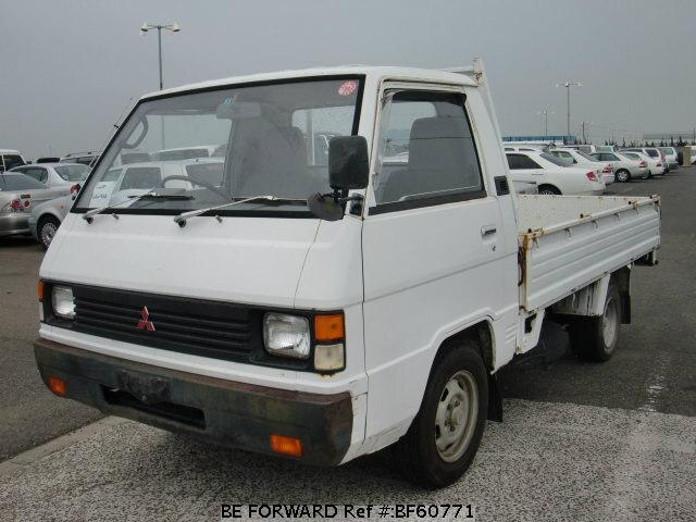 Used 1993 MITSUBISHI DELICA TRUCK BF60771 for Sale