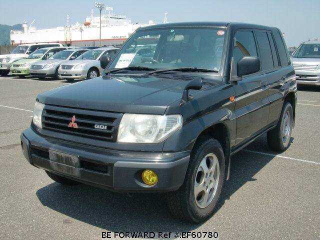 Used 2000 MITSUBISHI PAJERO IO BF60780 for Sale