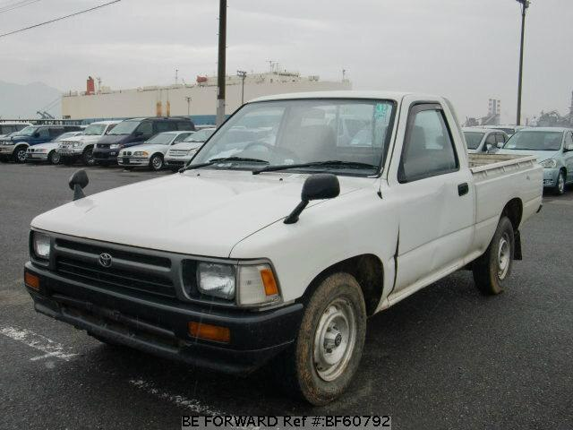 Used 1992 TOYOTA HILUX TRUCK BF60792 for Sale