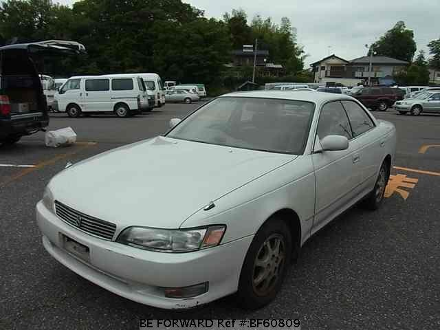 Used 1993 TOYOTA MARK II BF60809 for Sale