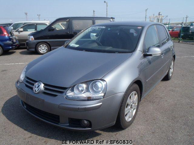 Used 2006 VOLKSWAGEN GOLF BF60830 for Sale