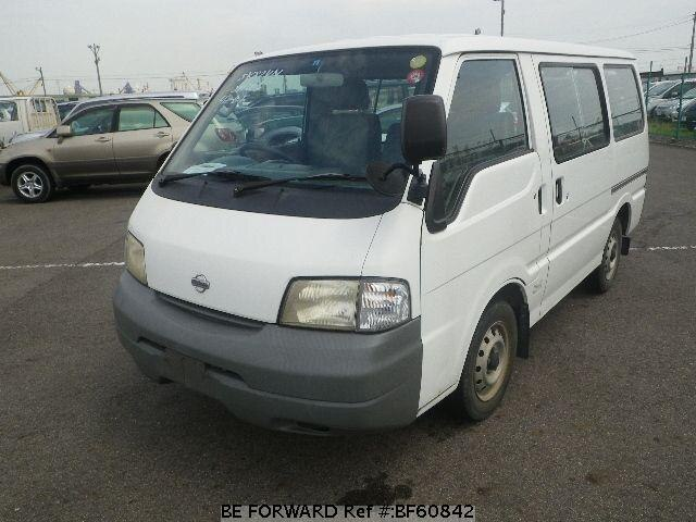 Used 2002 NISSAN VANETTE VAN BF60842 for Sale