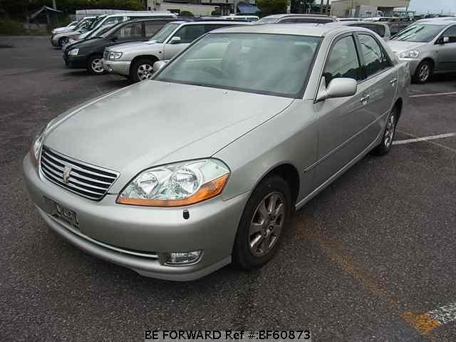 Used 2003 TOYOTA MARK II BF60873 for Sale