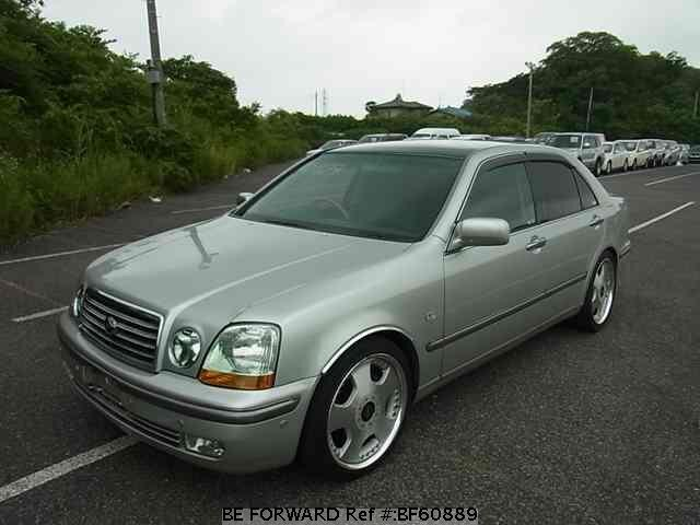 Certified Used Toyota >> Used 2003 TOYOTA PROGRES NC300 WALNUT PACKAGE/TA-JCG11 for ...