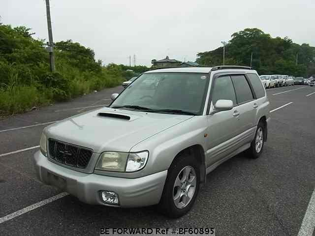 Used 2001 SUBARU FORESTER BF60895 for Sale