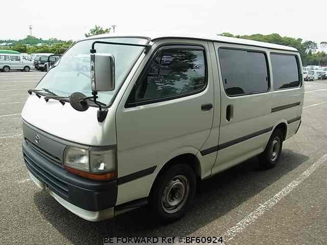 Used 1994 TOYOTA HIACE VAN BF60924 for Sale
