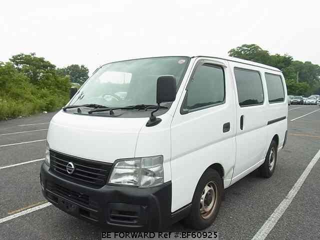 Used 2004 NISSAN CARAVAN VAN BF60925 for Sale