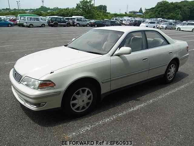 Used 1997 TOYOTA MARK II BF60933 for Sale
