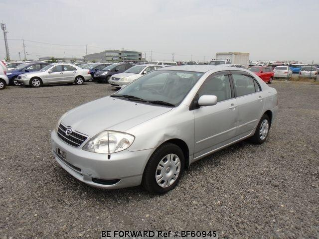 Used 2001 TOYOTA COROLLA SEDAN BF60945 for Sale