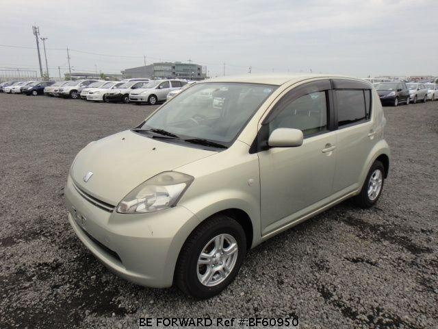 Used 2005 TOYOTA PASSO BF60950 for Sale