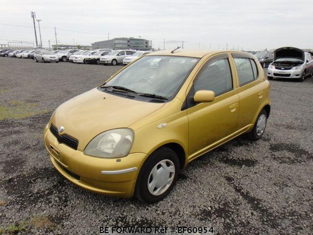 Used 2000 TOYOTA VITZ BF60954 for Sale