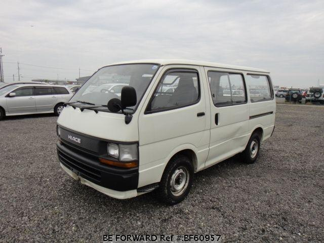 Used 1991 TOYOTA HIACE VAN BF60957 for Sale