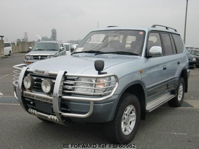 Used 1997 TOYOTA LAND CRUISER PRADO BF60962 for Sale
