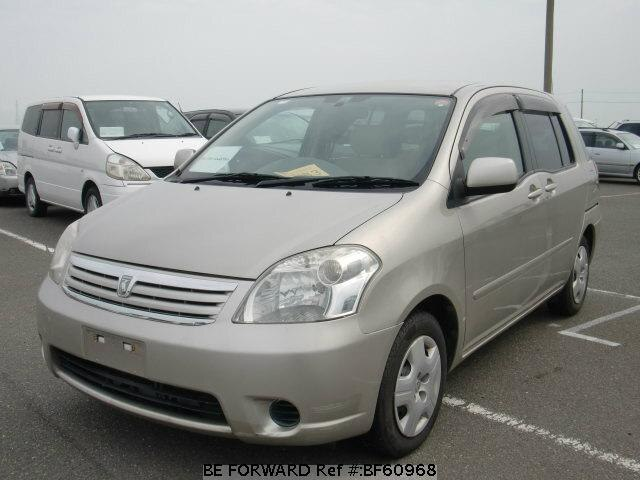 Used 2003 TOYOTA RAUM BF60968 for Sale
