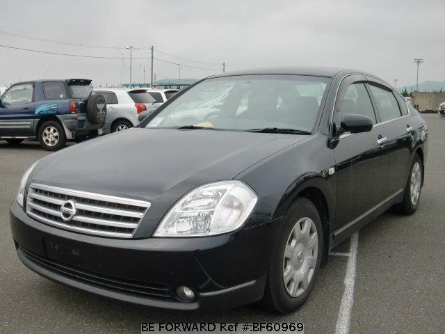 Used 2005 NISSAN TEANA BF60969 for Sale