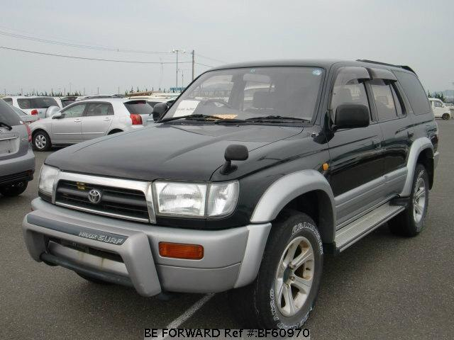 Used 1997 TOYOTA HILUX SURF BF60970 for Sale